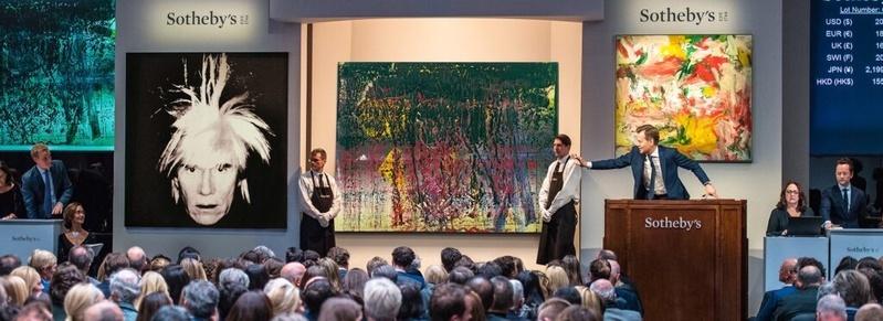 10 tác phẩm nghệ thuật của những nghệ sĩ tại thế đắt nhất thế giới