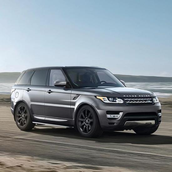 10 thương hiệu xe hơi danh tiếng nhất thế giới: Range Rover và những dòng xe hơi cổ điển lội ngược dòng ngoạn mục