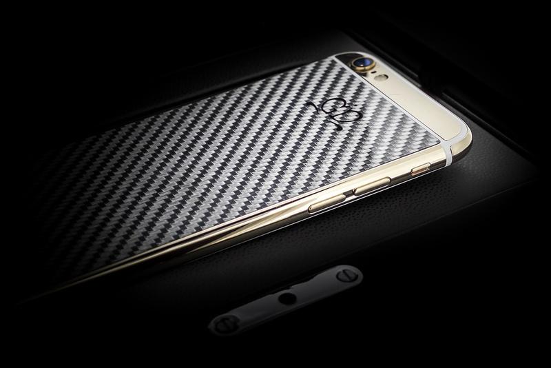 17.000 USD cho iPhone 7 Carbon Concept bạn có dám không?