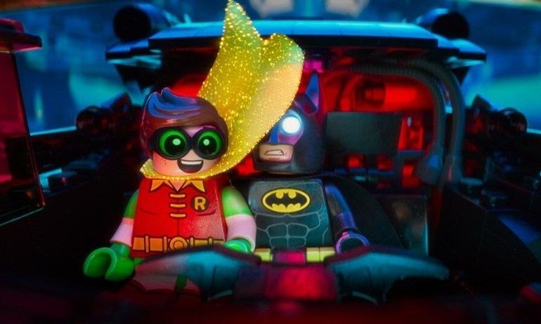 Batman phiên bản lego tái ngộ khán giả Việt
