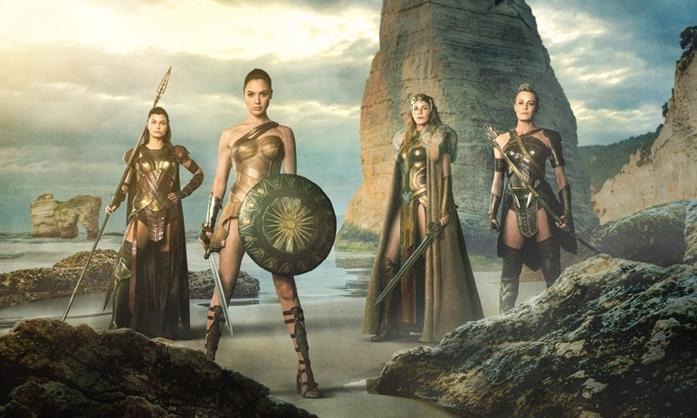 Gal Gadot cực chất trong trailer mới của Wonder Woman