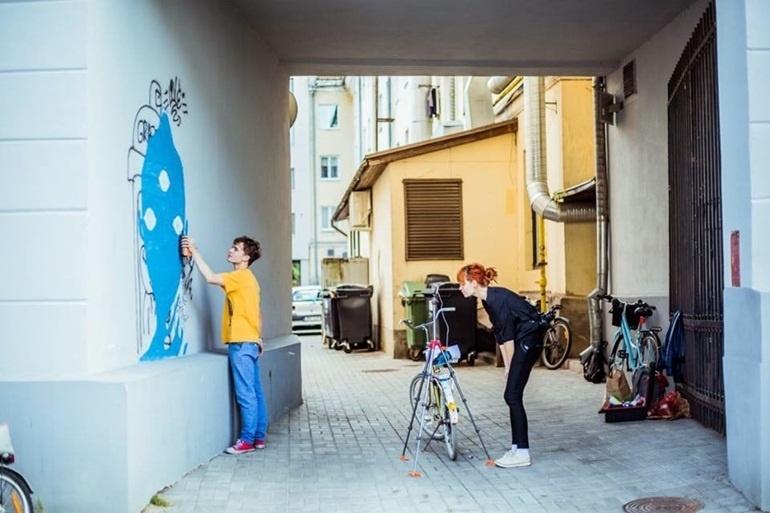 SprayPrinter: Lọ sơn thông minh vẽ chuẩn như họa sĩ