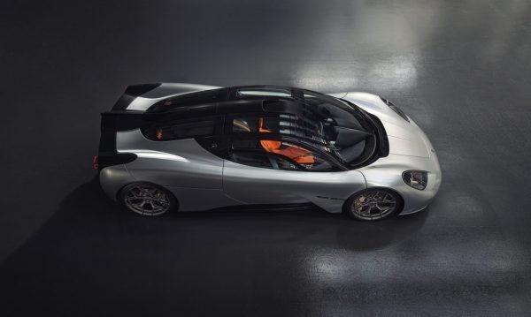 Mẫu siêu xe tuyệt vời nhất được tái khởi động? Đón chào T50 mới của Gordon Murray