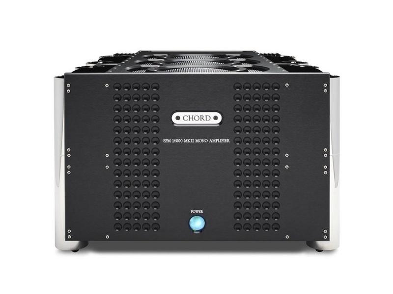 Ampli công suất Ultra Hi-End Chord SPM 14000 MKII