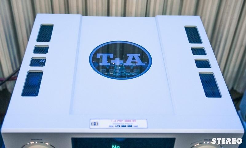 Chiêm ngưỡng bộ sản phẩm HV - Series tham chiếu của T+A