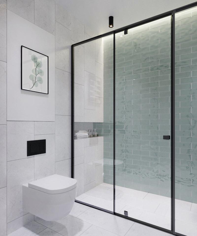 Vách kính – giải pháp tối ưu cho căn hộ diện tích nhỏ