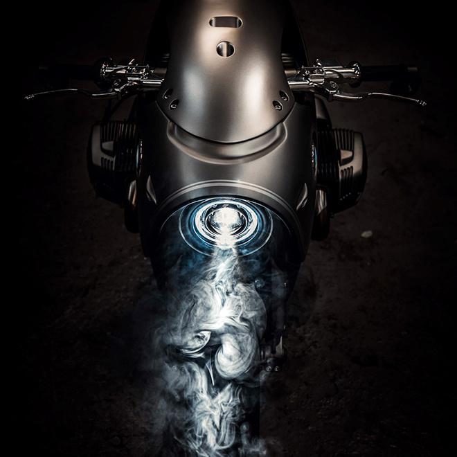 BMW R9T: Cỗ xe máy cuối cùng cho ngày hậu tận thế?