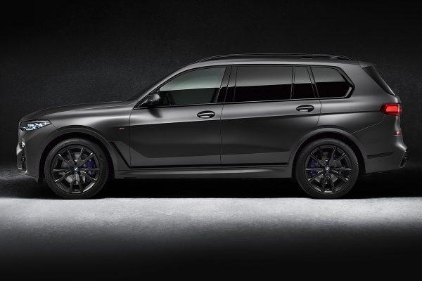 """BMW X7 Dark Shadow: """"Kim cương đen"""" dành cho các tín đồ SUV"""
