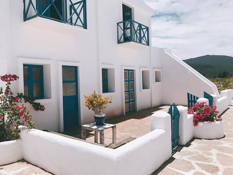 Đã có hai tiểu Santorini đẹp lung linh ngay giữa lòng Đà Nẵng.