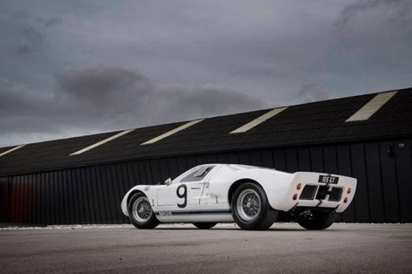 GT/105 1964 huyền thoại từng giúp Ford thống lĩnh Le Mans được rao bán
