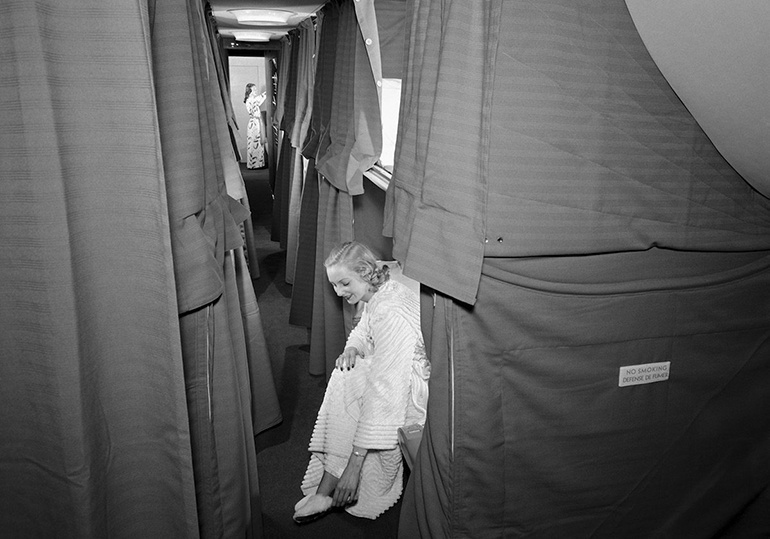 Xem xong những bức ảnh này, chắc chắn bạn sẽ muốn trở lại quá khứ để được...đi máy bay!